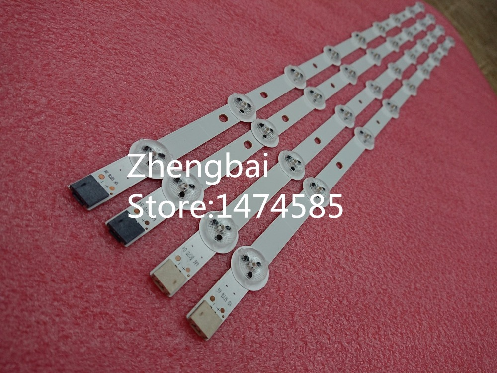 Computer Cables & Connectors New 5set=50 Pcs R1 L1 R2 L2 Led Strip Perfect Replacement For Lc420due 42ln5400 6916l-1385a 6916l-1386a 6916l-1387a 6916l-1388a Punctual Timing
