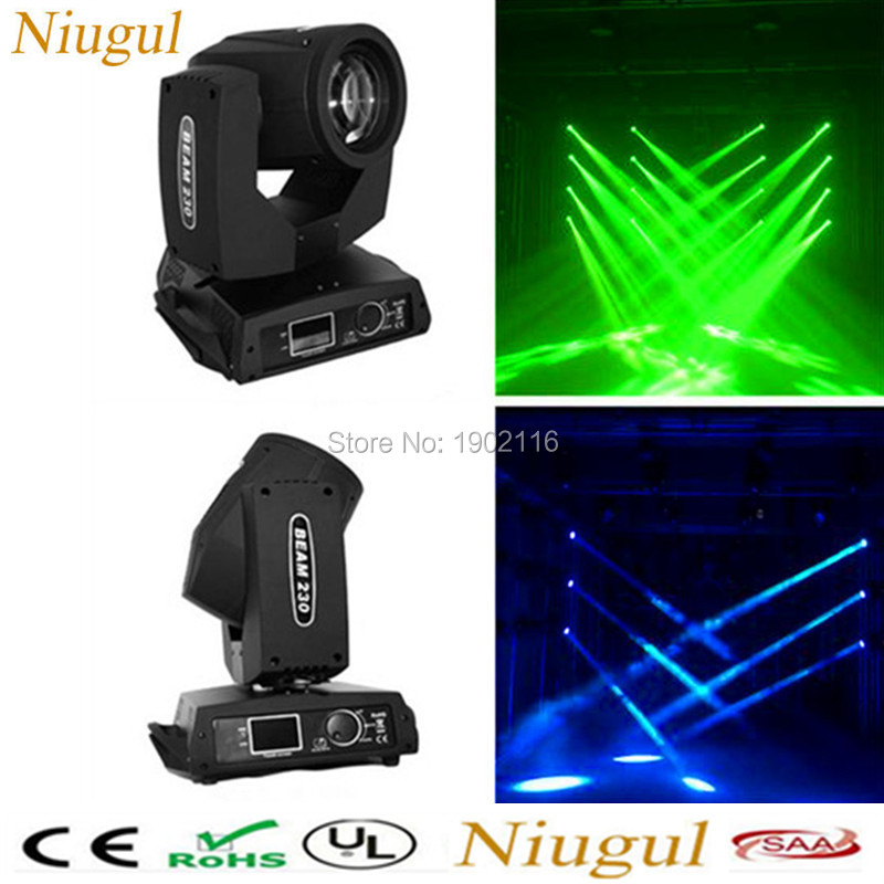 2pcs 200W Touch screen Beam Moving Head light 200W 5R DMX512 Stage effect light dj disco lighting wedding party lights LED laser laser head owx8060 owy8075 onp8170