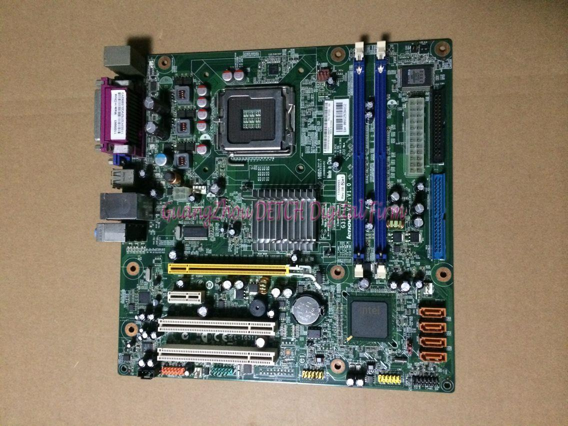 G31 motherboard G31TLM G31TLM2 fully integrated G31TM (V1.0) lot
