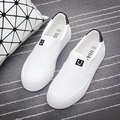 Hot Free shipping  2016 autumn new fashion women shoes classical casual solid color canvas loafers women casual shoes