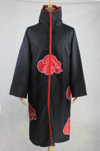Anime Superhero Costumes plus size Cosplay Costumes unisex Uchiha Itachi Akatsuki Cloak