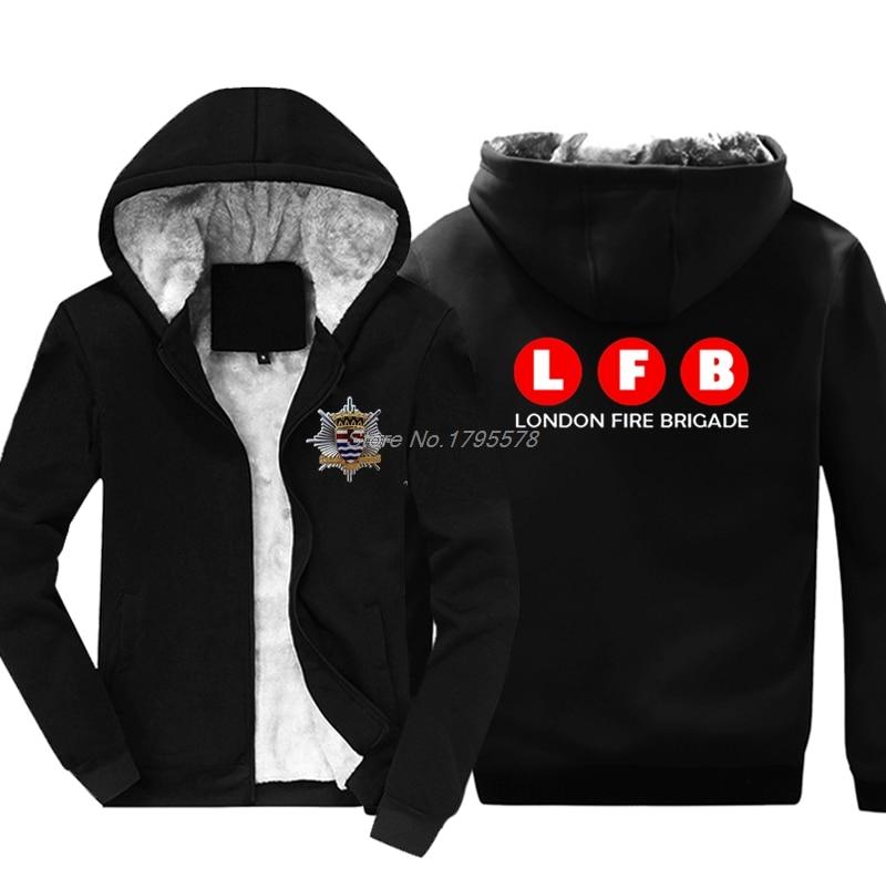 GYMLOCKER 2018 winter Warm Jacket Tracksuits Sweatshirt Men Hoodie tops gyms Bodybuilding Casual hip hop Hoodie