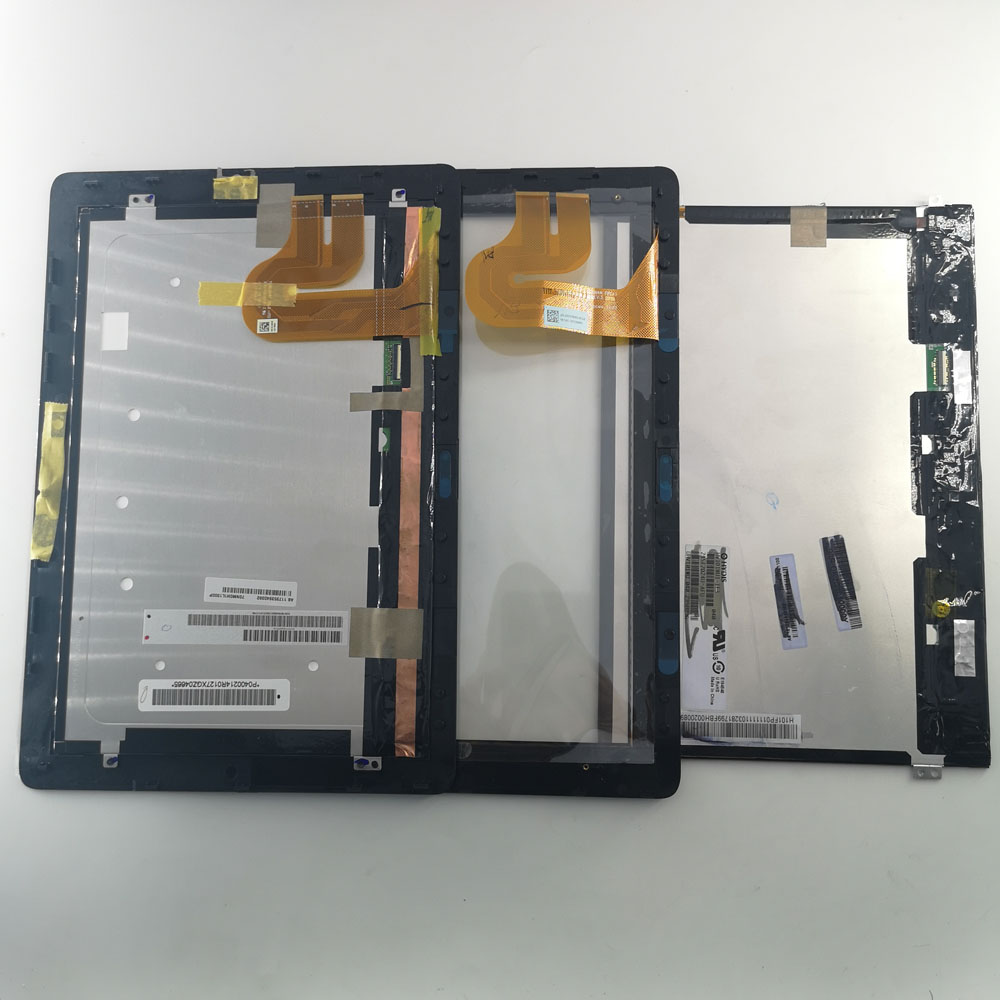 For Asus Transformer Pad TF700 TF700T LCD Display Touch Screen Digitizer Glass Assembly With Frame TCP10D47 V0.2 5184N FPC-1