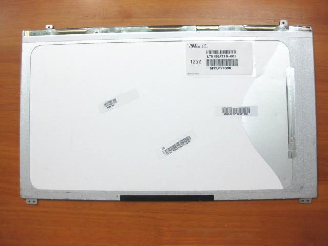 Original LTN156AT18 15 6 WXGA Slim Screen For SAMSUNG 550P5C NP300E5A Laptop LED LCD SCREEN LTN156AT19