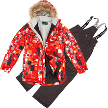 313c8769e 2015 High Quality Women Ski Suit Beautiful Flower Waterproof ...