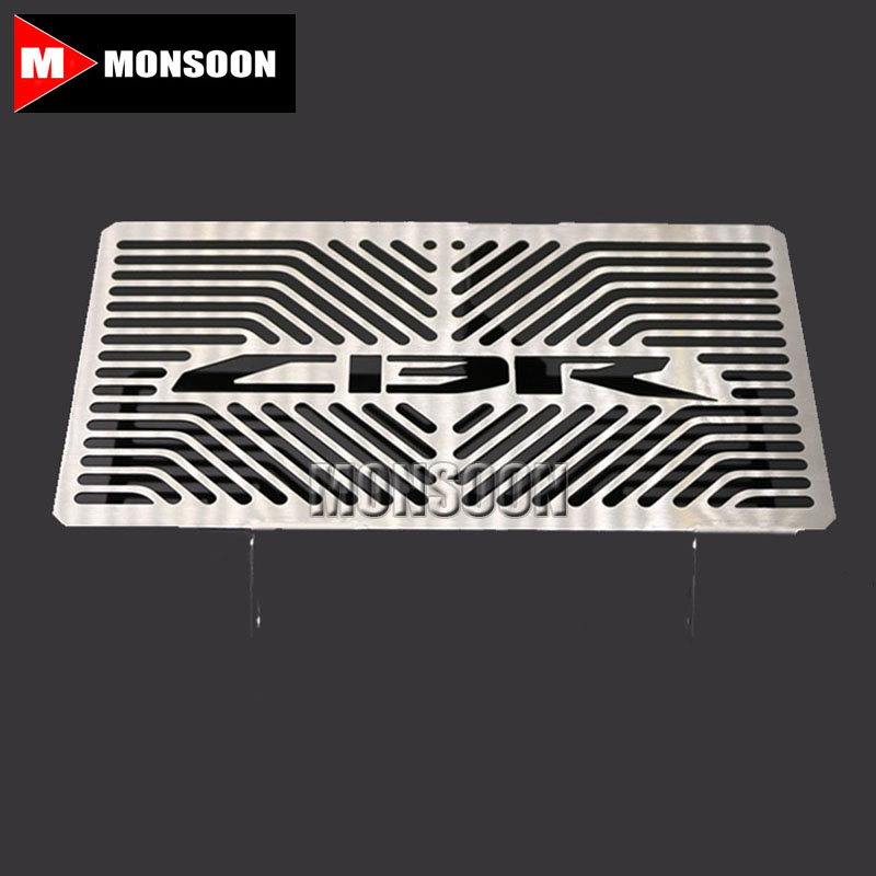 For Honda CBR 250R CBR250R 2010-2012 2011 Motorcycle Accessories Radiator Grille Guard Cover Protector