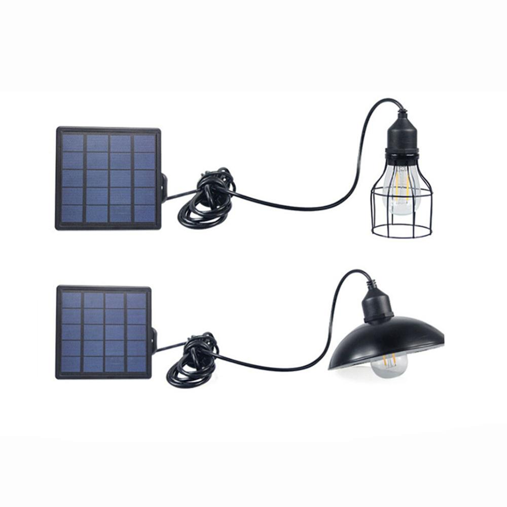 Garden Solar Light Retro Bulb Chande