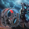 Professional Gaming Headset Surround Stereo Game Headphone Headband Earphone 3 5mm With Light Mic Micphone For