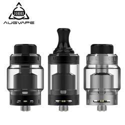 Augvape Merlin MTL RTA Atomizer for electronic cigarettes 5ml 22MM Top filling 510 Thread MTL Drip Tip Vape Tank RTA