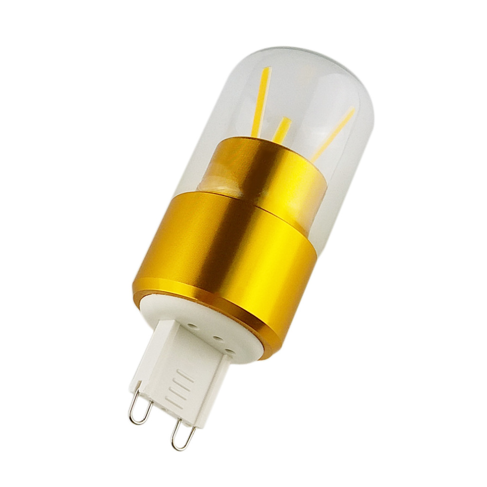 New Style Led Lights 3w Imitation Tungsten Wire Lights