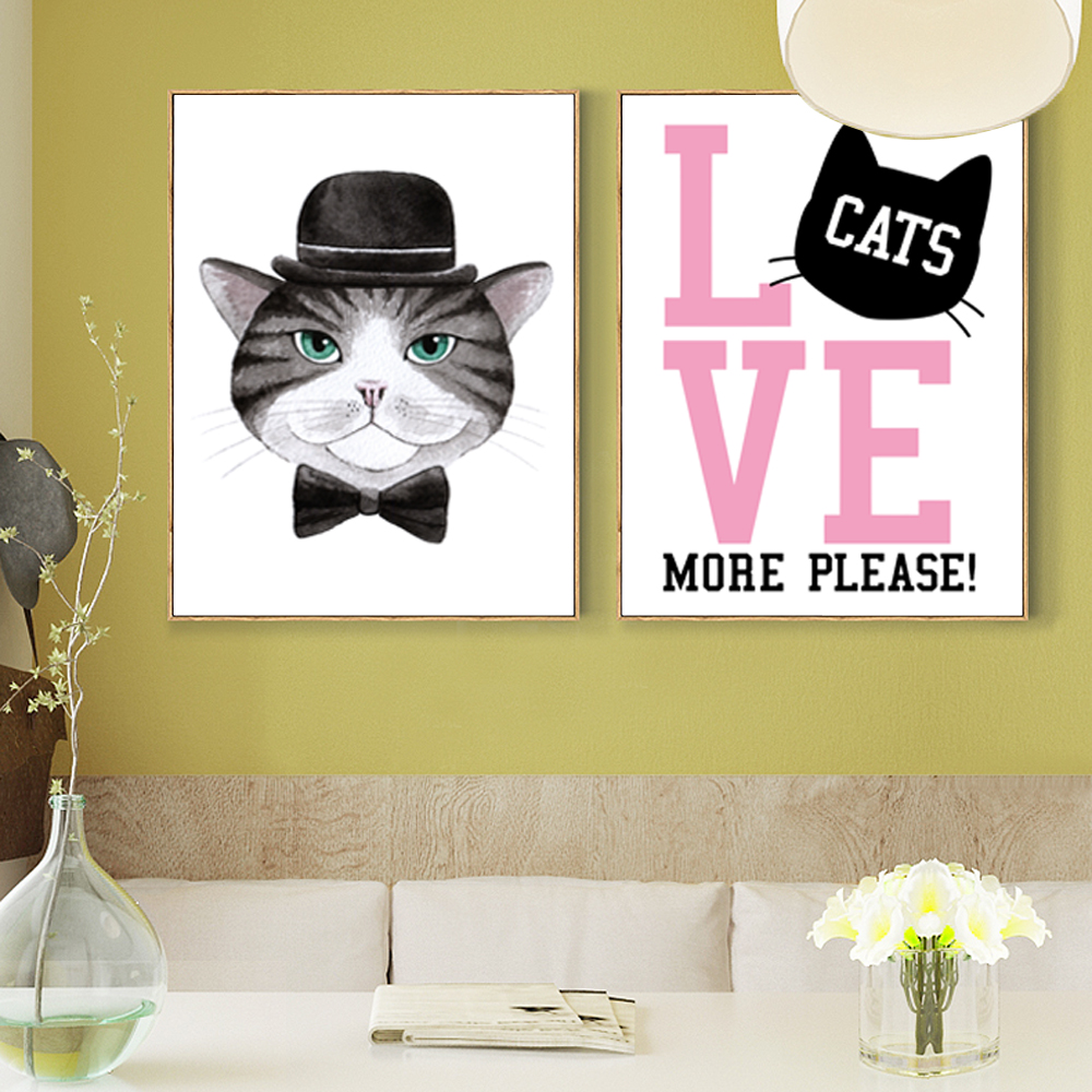 Contemporary Cat In The Hat Wall Decor Inspiration - Wall Art ...