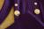 2017 de Invierno de Punto Falda Establece Mujeres Punk Botones Únicos de Punto Blusas Tops Faldas Paso OL del Desgaste Del Trabajo Ocasional Púrpura Negro Verde 1201