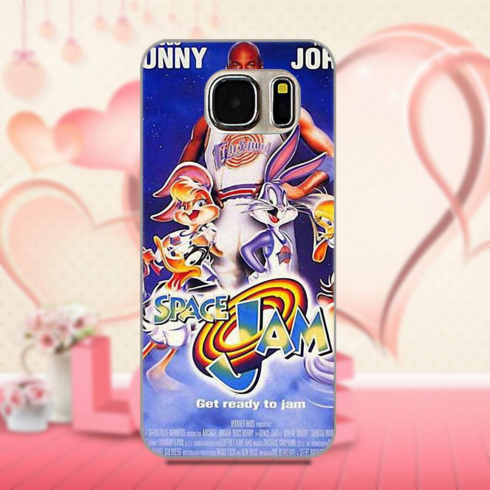 Oedmeb Space Jam TPU For Xiaomi Redmi 5 4A 3 3S Pro Mi4 Mi4i Mi5 Mi5S Mi Max Mix 2 Note 3 4 Plus