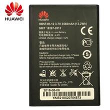HuaWei 100% Original HB5F3H-12 Battery For Huawei E5372T E5372s E5775 4G LTE FDD Cat4 WIFI Router Replacement Batteria 3560mAh