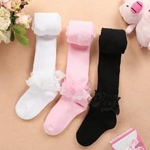 Kids Girls Baby Soft Pantyhose Tights Stockings Ballet Dance Velvet S M L