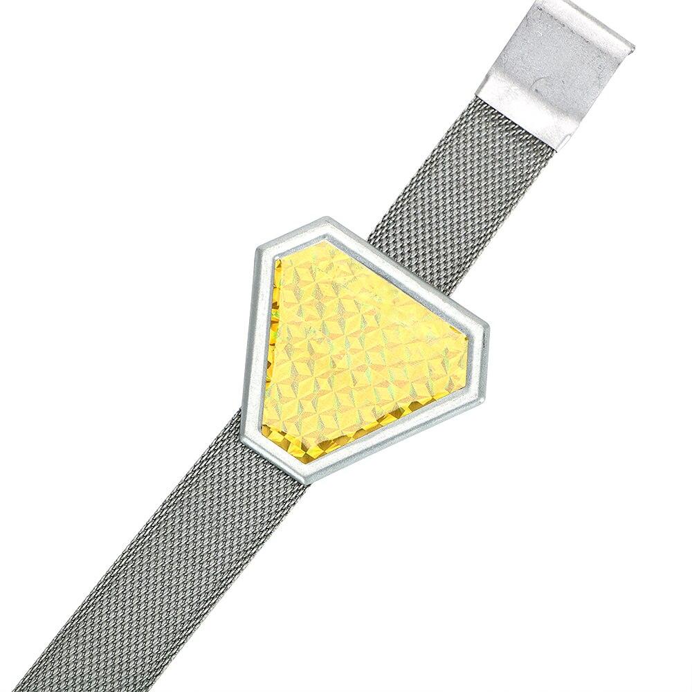 Антистатические пояса со светоотражающими полосками электростатического избежать ДТП стайлинга автомобилей Авто suplies внешние аксессуары