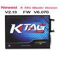 High quality Main Unit of TAG V6.070 Master Version KTAG KTAG V2.13 ECU Programmer OBD2 Manager Tuning Kit No Tokens limited