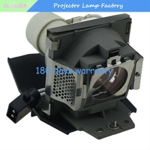 180 Days Warranty 5J.J0105.001 Replacement Compatible Projector Lamp Module for BENQ MP514 / MP523 Projectors цена