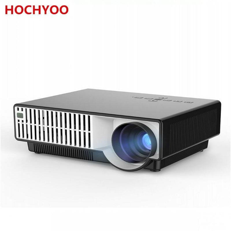 Oficina Casa Inteligente Proyector Proyector LED 1280x800 pixel 2800 Llumens Pue