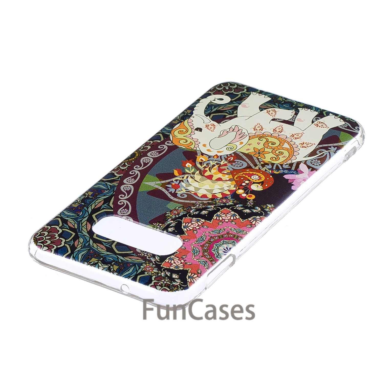 Lucu Kartun Panda untuk Samsung S10 Lite Case Silikon Lembut TPU Licin Capinha Cover UNTUK Samsung S10 Lite tritone