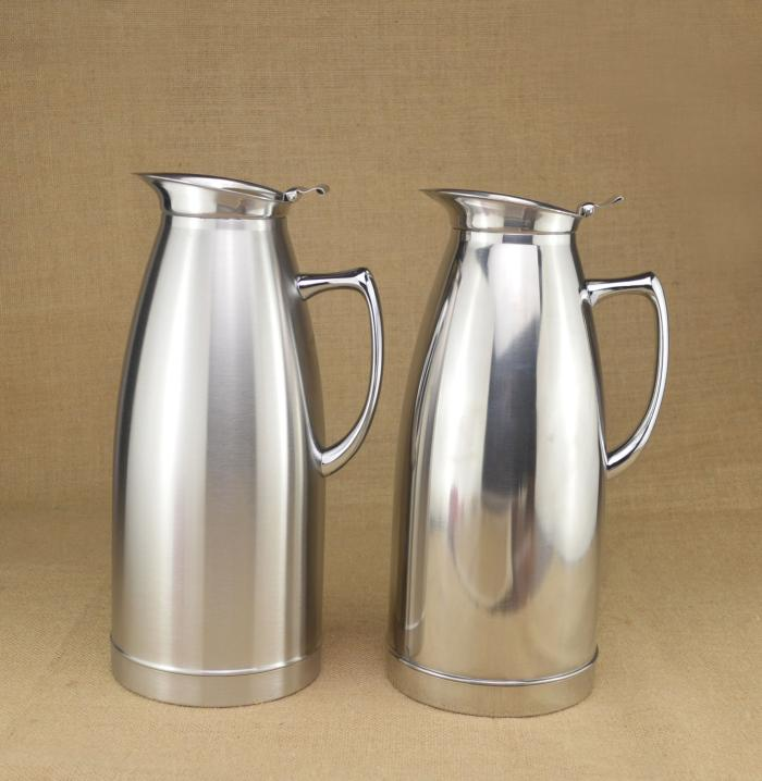 Full stainless steel thermal pot thermos bottle hot water bottle household warm water Vacuum Flasks