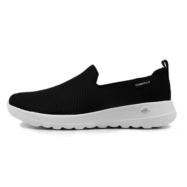 womens black skechers shoes