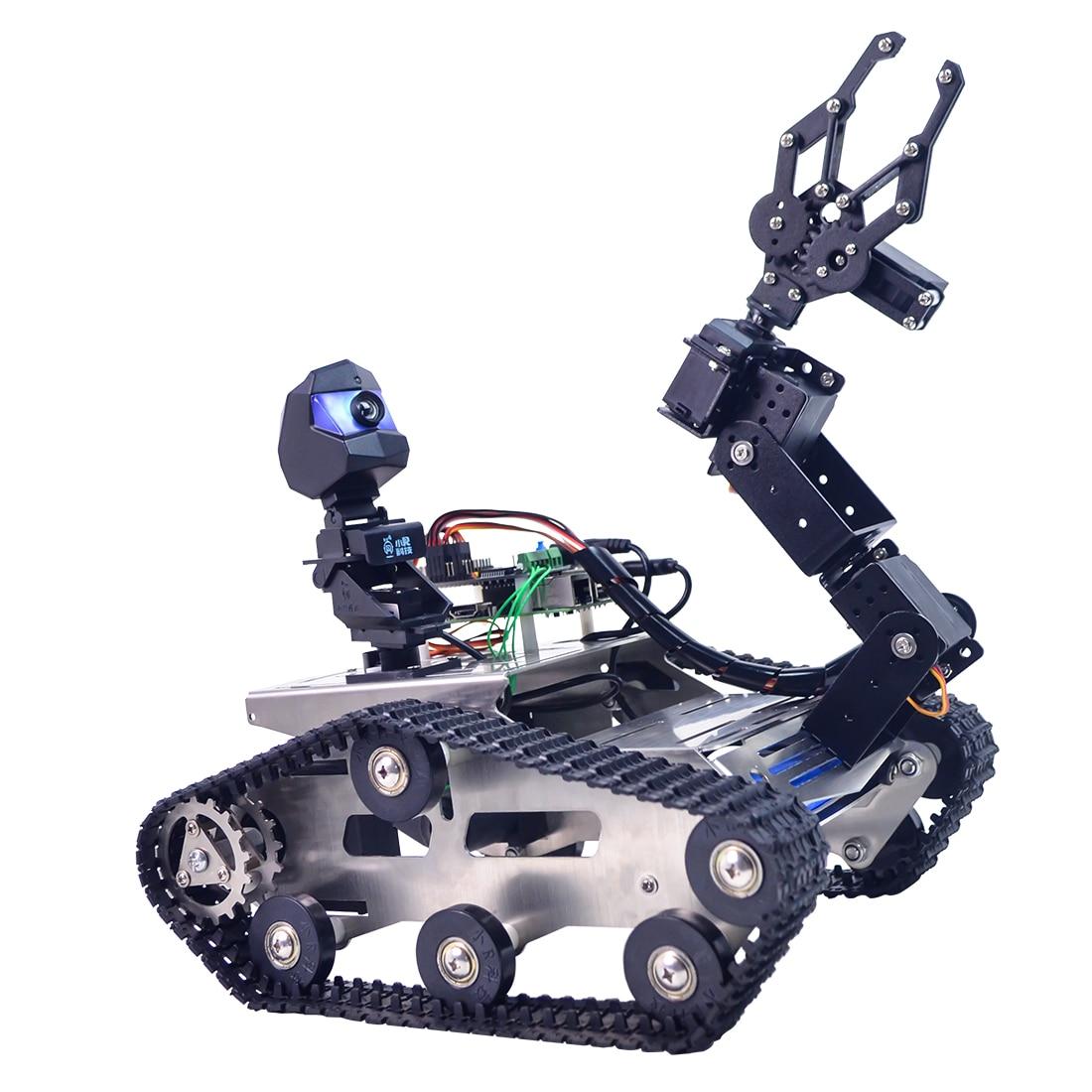 Jouets de bras de Robot de réservoir de TH WiFi FPV programmables d'ue pour Arduino MEGA Version Standard petite/grande griffe