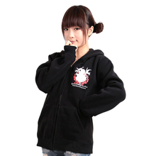 brdwn Touhou Project Remilia Scarlet Flandre womens cosplay Hoodie Coat Jackets Hooded Tops
