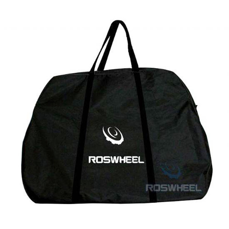 ROSWHEEL Bicycle Storage Bag for 26 Inch MTB Mountain Bike Outdoor Carrying Travel Luggage Casing SIZE121 x 85x20 cm #18274ROSWHEEL Bicycle Storage Bag for 26 Inch MTB Mountain Bike Outdoor Carrying Travel Luggage Casing SIZE121 x 85x20 cm #18274