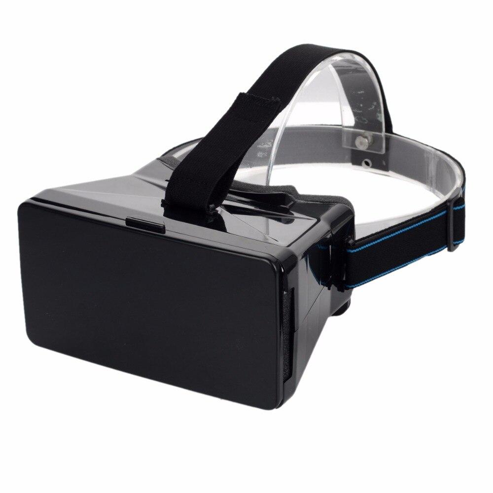 """<font><b>Universal</b></font> Head Mount <font><b>Virtual</b></font> <font><b>Reality</b></font> <font><b>VR</b></font> Glasses 3D <font><b>Video</b></font> Glasses 3D <font><b>Movies</b></font> <font><b>Games</b></font> for 3.5-5.6"""" Phone Google Cardboard Glass"""