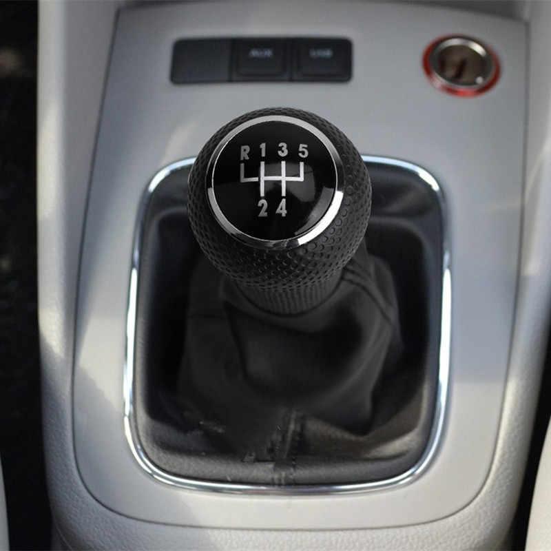 12mm 5 / 6 prędkość samochodu dźwignia zmiany biegów dźwignia zmiany biegów Gaitor Boot dla Volkswagen VW 1999-2004 Golf 4 IV MK4 GTI R32 Bora Jetta MT