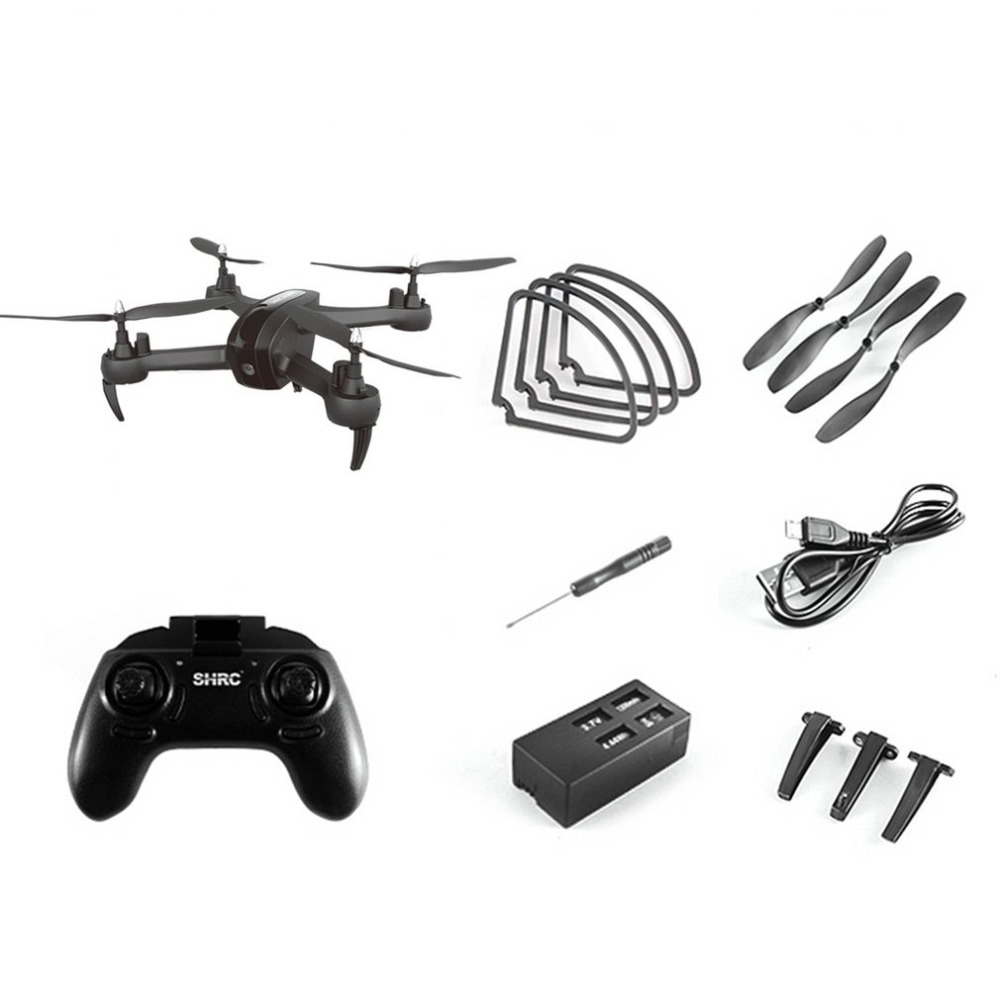 SH7 2.4G RC Drone With 1080P Camera Headless Mode Altitude Hold One Key Return Mini Remote Control Quadrocopter Hi