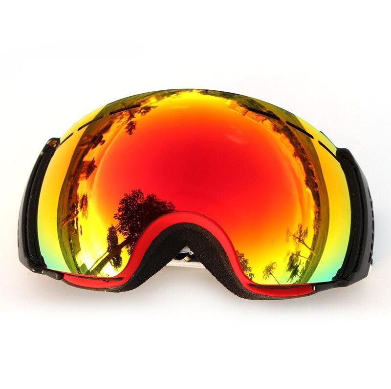 ski sunglasses  Aliexpress.com : Buy polarized ski goggles large spherical double ...
