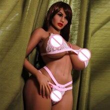 5.58ft Realistic TPE Men Big Boob Sex Doll Real Male Love Toy Adult Masturbator 170cm