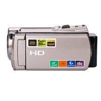 2017 Выгодная Распродажа видеокамера 1080P FHD Ночное видение WI-FI цифрового видео Камера HDMI и сенсорный экран J8