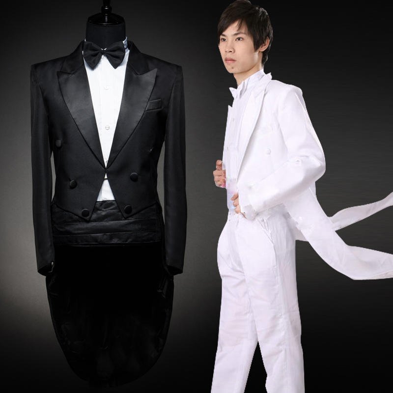 21cebe92e7 Men tuxedo banquet gentleman wedding band piano performance command  magician host stage outfit