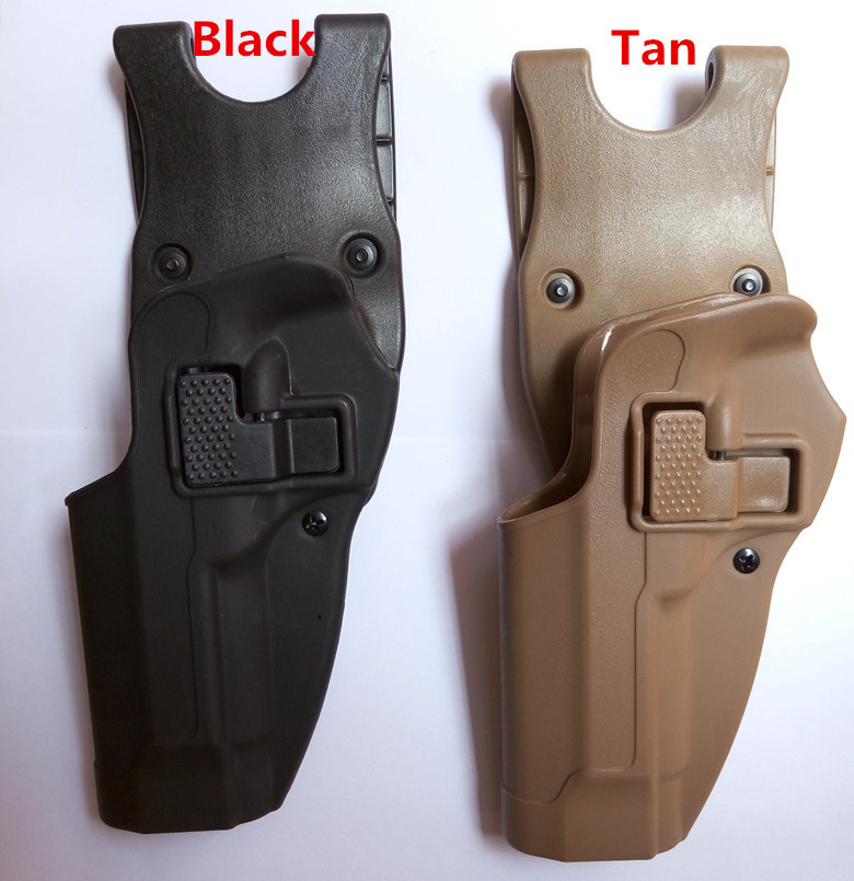Serpa Military Army Tactical belt holster fits for Beretta 92 96 M9 Polymer left hand high