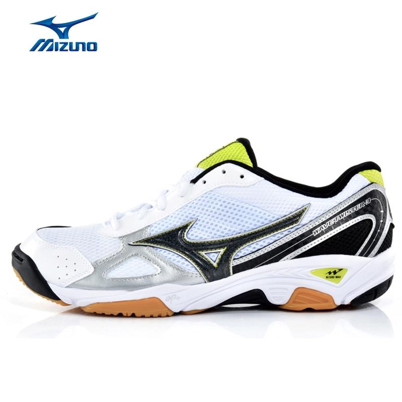 MIZUNO Sport Turnschuhe Herrenschuhe WELLE TWISTER 3 DMX Zwischensohle Intercool Volleyball Schuhe...