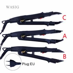 Hair-Extension Iron-Melting-Tool Outlet Heat-Connector Fusion-Iron Professional Wand