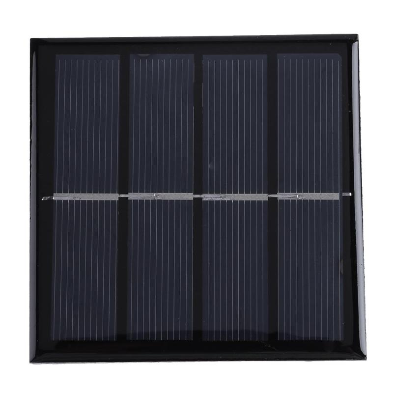 Buy 1W 2V Solar Panel Mini Solar Epoxy Plate Battery Charger DIY Module Outdoor Charging Board For AAA Rechargeable Battery for $2.82 in AliExpress store