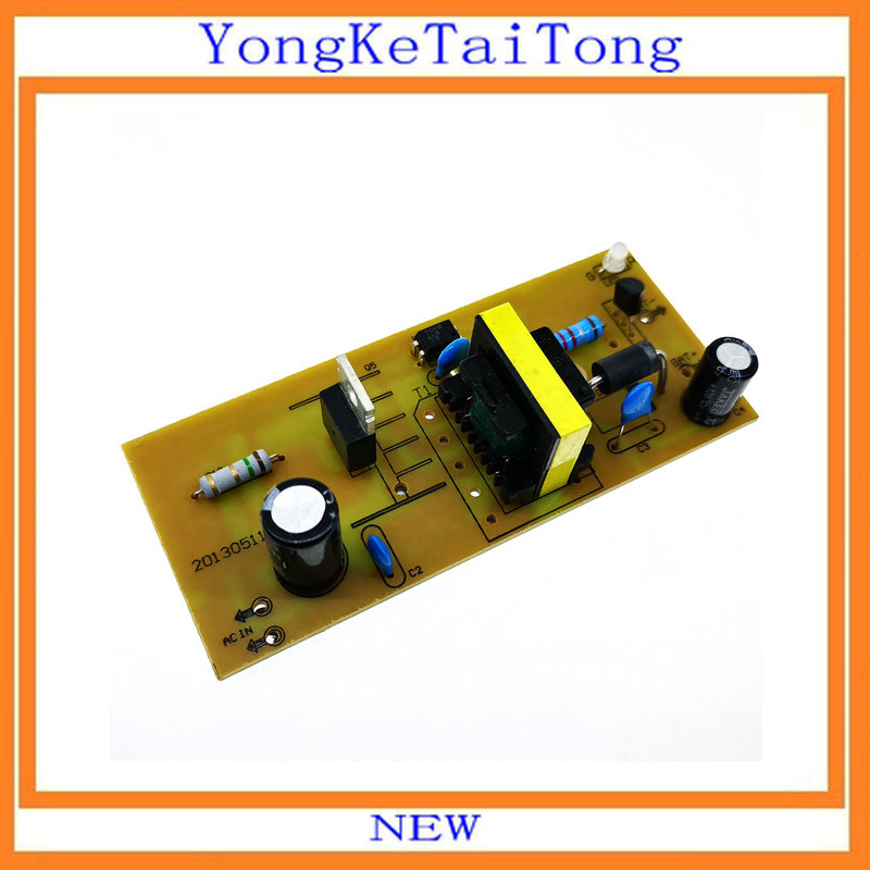 2PCS/LOT RCC+EG4318 Lead-acid Battery 12v7AH  Three-stage Chargers Sprayer Charger Solution Single Layer PCB Boa