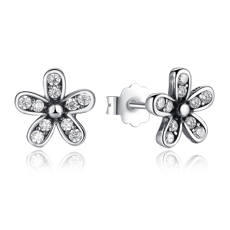 94c75f618 22 Styles Hot Sale Genuine 100% 925 Sterling Silver Sparkling Bow Stud  Earrings With Clear CZ For Women Jewelry Gift ZBBS407 - aliexpress.com -  imall.com