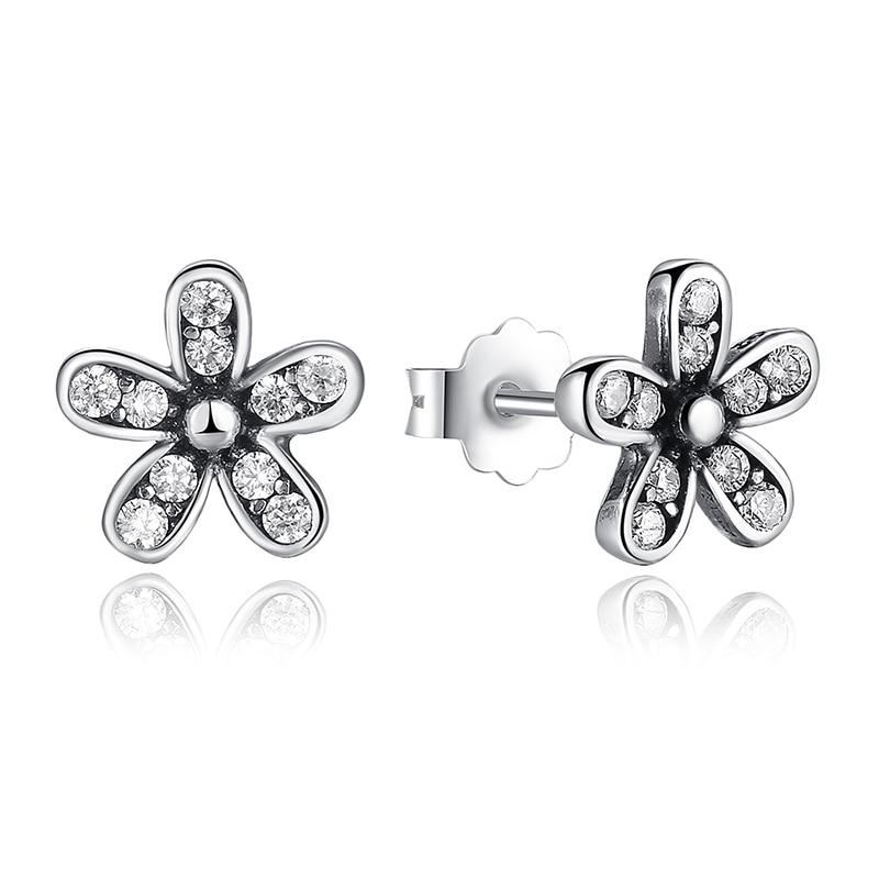 22 stilov vroče razprodaje pristne 100% 925 šterling srebro peneče - Modni nakit - Fotografija 5