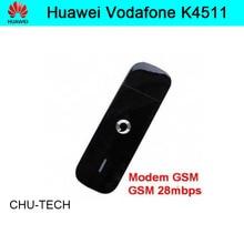 Разблокированный Vodafone K4511 модем USB к оператору сотовой связи HSPA 21 Мбит/с