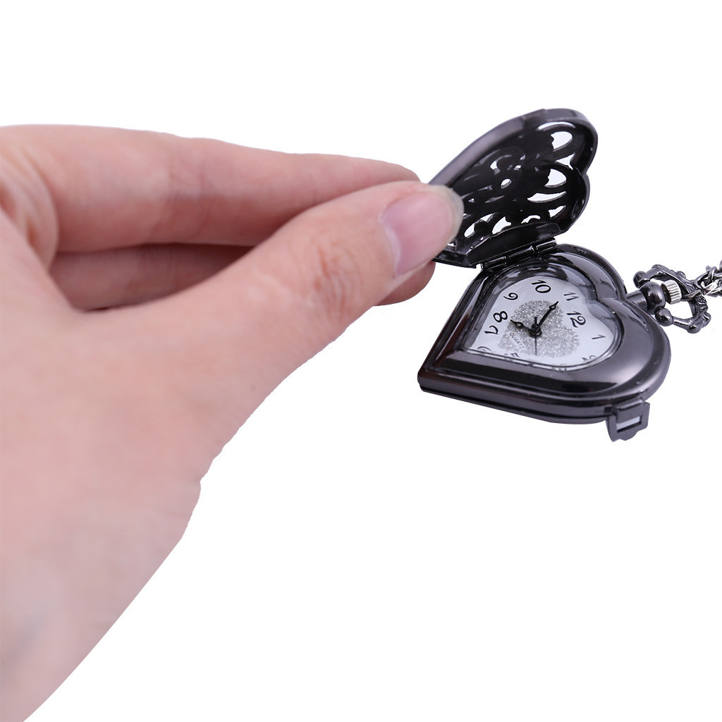 New Personality Quartz Pocket Watch Fashion Light Pendant Small Pocket Watch Relogio Masculino Men Reloj Hombre Bayan Kol Saati