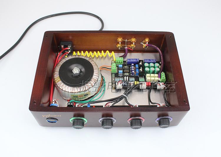 Amplifier front signal amplifier HIFI NE5532 2.0 tune tone Preamplifier цены