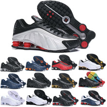 2019 New Shox R4 Designers Mens Running Shoes Luxuries NZ Sn