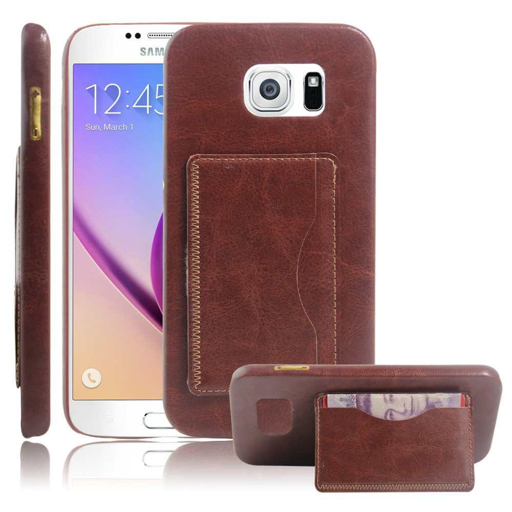 Soft PU Leather Case For Samsung Galaxy S7 Active Phone