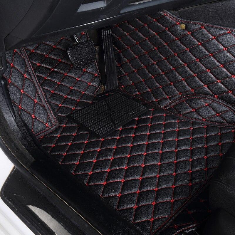 Car Believe car floor mat For mercedes w212 gla w245 w211 w169 ml cla w204 gle waterproof accessories carpet