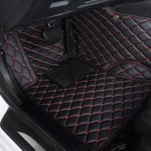Car Believe car floor mats for mercedes w212 w245 vito w639 w169 ml w163 w212 w140 clk w639 gl x164 ls w219 slk carpet rugs